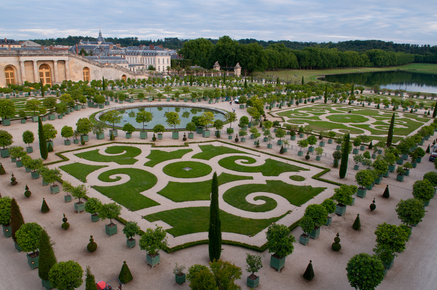 Private tour versailles giverny for Jardin de versailles