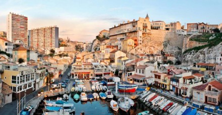 Chez Fonfon: Marseille guided tours