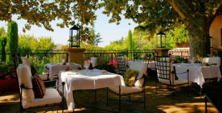 private tour in Provence : La Villa Gallici in Aix en Provence