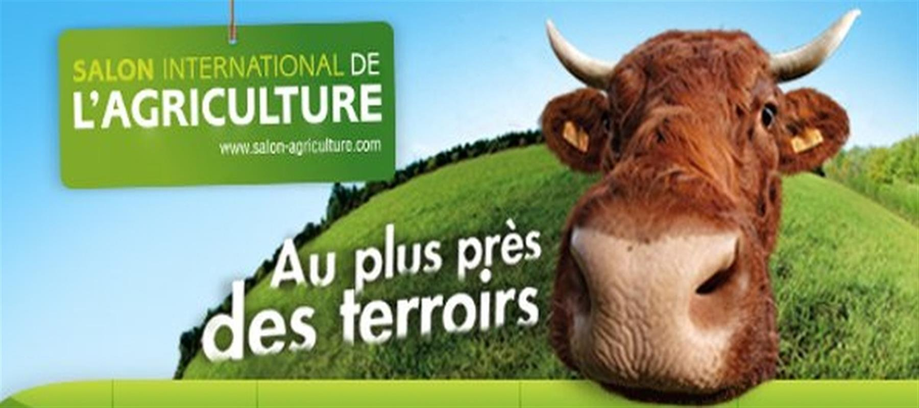 Private tour salon de l 39 agriculture deluxe drivers for Agriculture salon