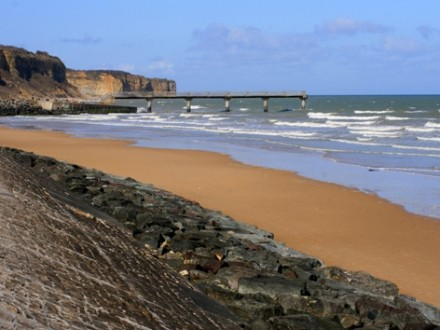 private tour Normandy