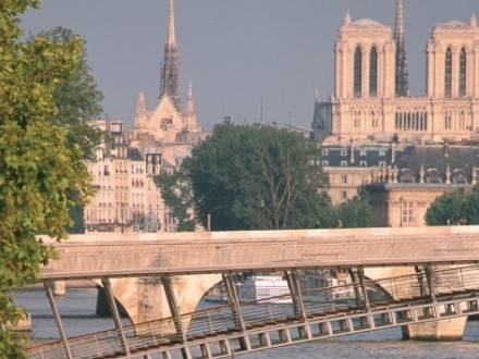 Private city tour Paris highlights