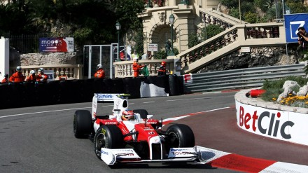 Monaco Grand Prix : transfer Nice to Monte Carlo