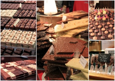 The Grand Chocolate Exhibition Tour Paris