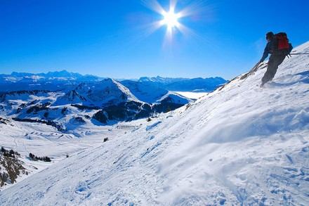 December in the Alps tours and transfers