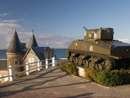 private tour Normandy World War II