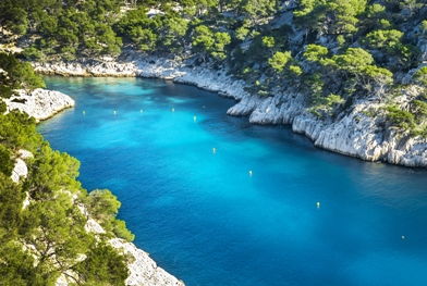 Boat Tours Cassis France